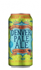 Great Divide Denver Pale Ale lattina 35,5cl Great Divide Brewing Co.