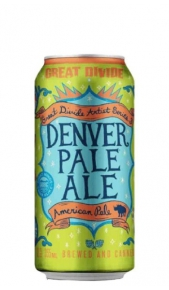 Great Divide Denver Pale Ale lattina 0,355 l Great Divide Brewing Co.