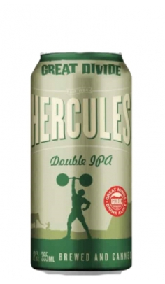 Great Divide Hercules Double Ipa lattina 0,355 l Great Divide Brewing Co.