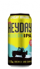 Great Divide HeyDay Modern Ipa lattina 35.5cl Great Divide Brewing Co.