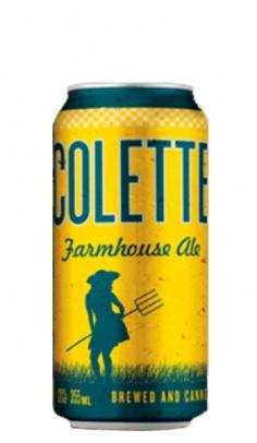 Great Divide Colette Farmahouse Ale lattina 0,355 l Great Divide Brewing Co.