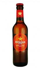 Birra Estrella Damm 0.33 lt Damm