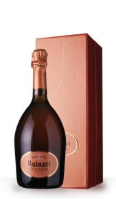 Champagne Brut Rosé 0,375 lt con astuccio Ruinart