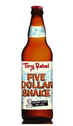 Birra Tiny Rebel Five Dollar Shake 50 cl Tiny Rebel