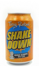Birra Tiny Rebel Shake Down Lattina 33 cl Tiny Rebel