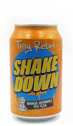 Birra Tiny Rebel Shake Down Lattina 33 cl Tiny Rebel