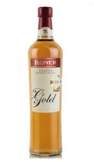 Grappa Invecchiata Roner La gold Roner