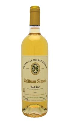 Barsac Grand Vin de Sauternes Château Simon