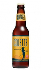 Great Divide Colette Farmahouse Ale bottiglia 0,355 l Great Divide Brewing Co.