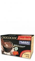 Cioccolato Chococioc Fabbri Fondente 12 bustine da 30 g Fabbri