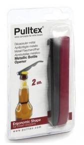 Pulltex Apribottiglie Metallo 2 PZ Pulitex