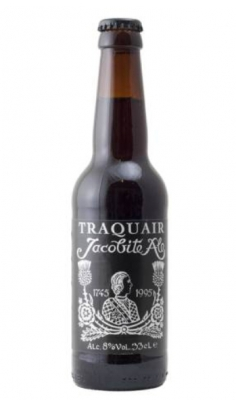 Birra Traquair Jacobite Ale 0,33 l Traquair