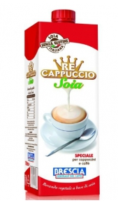 Re Cappuccio Soia Centrale del latte di Brescia