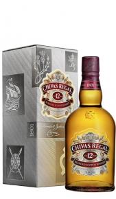 Whisky Chivas Regal 12 anni online