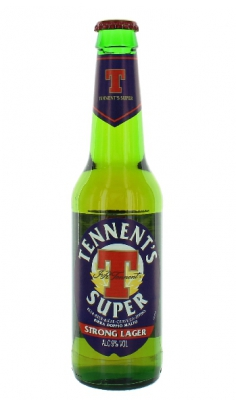 Tennents Super 0,33 lt online