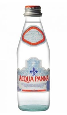 Acqua Panna 0.25 lt Vetro -Confezione 6 pz Panna