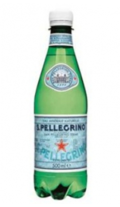 Acqua San Pellegrino 0.50 l -Confeizone 24 pz San Pellegrino