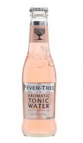 Acqua Tonica Aromatica Fever Tree 0,20 l -Confezione 4 pz Fever Tree