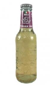 Ginger Ale BIO Plus Eight 0,20 l -Confezione 6 pz F&G