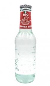 Ginger Beer BIO Plus Eight 0,20 l  -Confezione 6 pz F&G