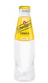 Acqua Tonica Schweppes 0,18 l -Confezione 24 pz San Benedetto