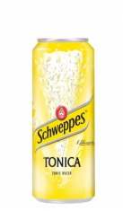 Tonica Schweppes Lattina 0,33 cl x 6 San Benedetto