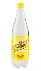 Tonica Schweppes 1 lt PET San Benedetto