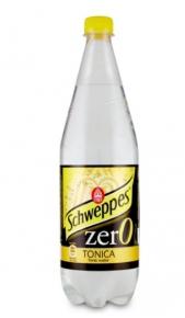 Tonica Schweppes 1 lt Zero PET San Benedetto