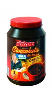 Cioccolato Ristora 1 Kg Ristora