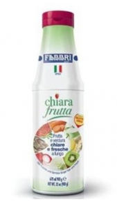 Chiara Frutta Fabbri 900 gr Fabbri