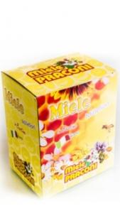 Miele in bustina dispenser 200pz Lady Zucchero