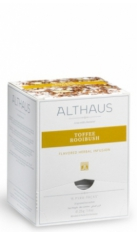 Infuso di ebe Toffee Rooibush Althaus x 15 Althaus