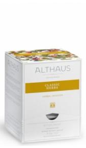 Infuso di erbe Classic Herbs Althaus x 15 Althaus