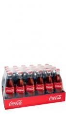 Coca Cola Vetro 0,33 l -Confezione 24 pz Coca Cola