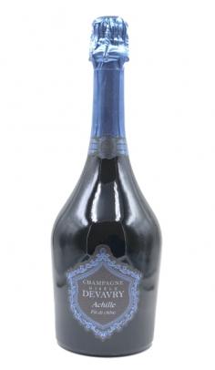 Champagne Devavry Achille Gisèle Devavry