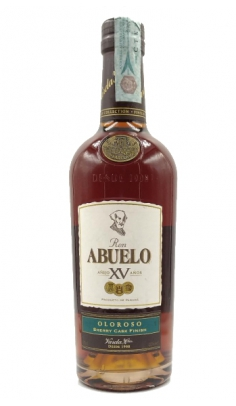 Rum Abuelo Oloroso 0.70 astucciato Ron Abuelo