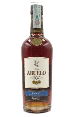 Rum Abuelo Tawny 0.70 astucciato Ron Abuelo