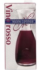 Vino Rosso Brik Maestri Cantienieri 1 l Maestri Cantinieri