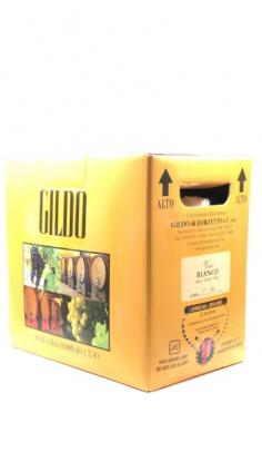 Vino Bianco GILDO BAG IN BOX 10 l Gildo