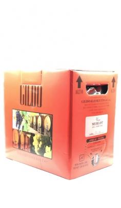 Vino Rosso Merlot GILDO BAG IN BOX 10 l Gildo