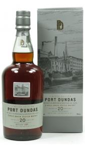 Port Dundas Whisky 20 Years 0.70 l Port Dundas