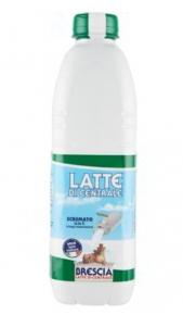 Latte Scremato di Centrale del Latte Brescia 1 l Centrale del latte di Brescia