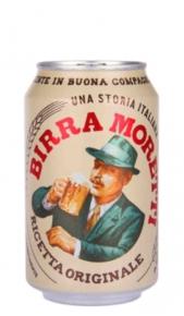 Birra Moretti in lattina online