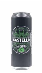 Birra Castello La Decisa Lattina 0,5 l castello