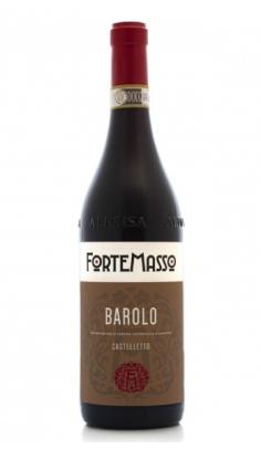 Barolo DOCG Castelletto Fortemasso Fortemasso