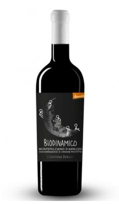 Montepulciano d'Abruzzo DOP Biodinamico Tollo Cantina Tollo