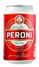Birra Peroni Lattina 33 l Peroni