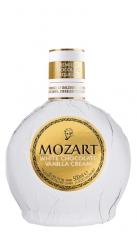 Mozart White Chocolate Vanilla Cream 0.70 l Mozart