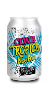 Birra Tiny Rebel Clwb Tropican Analcolica Lattina 0,33 l Tiny Rebel
