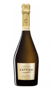 Champagne Cattier Brut Nature 1er Cru Champagne Cattier